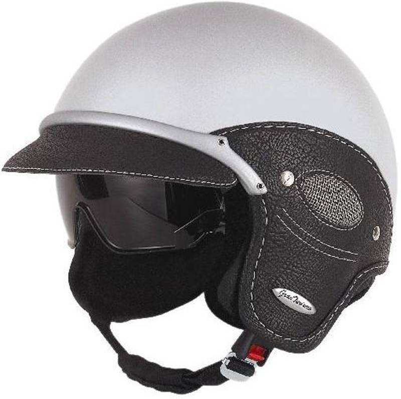 helm scooter jet